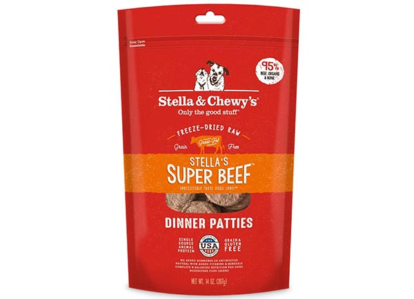 Stella & Chewy's Freeze-Dried Raw Dog Food