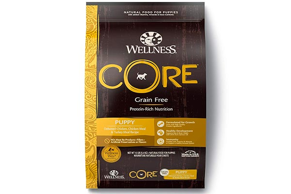 Wellness Core Natural Grain-Free Dry Dog Food Puppy